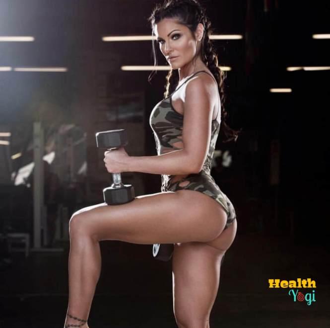 Tana Cogan Workout