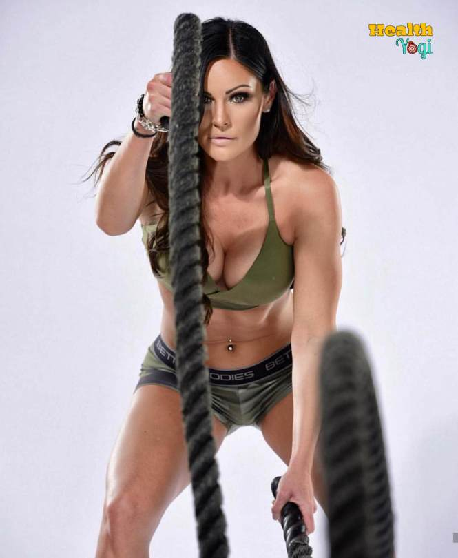 Tana Cogan Workout Photo