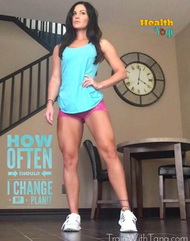 Tana Cogan Workout Motivation HD Photo