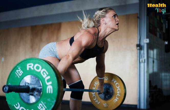 Katrin Davidsdottir Workout Routine