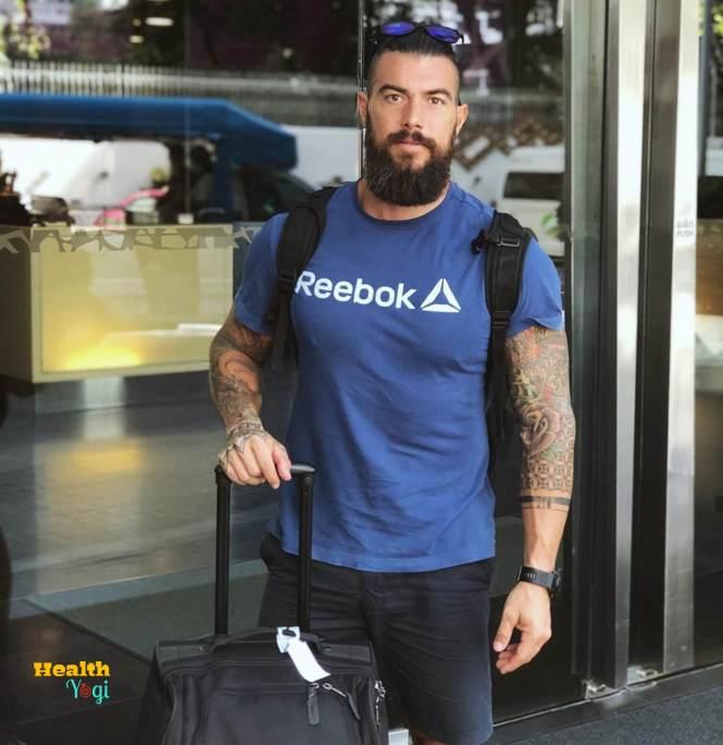 Dave Driskell Bodybuilding