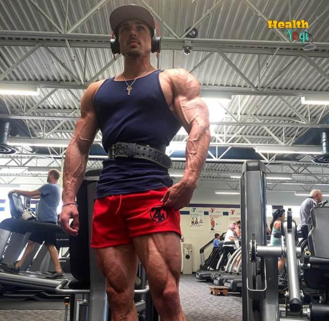 Ryan Stacks Fitness HD Photo