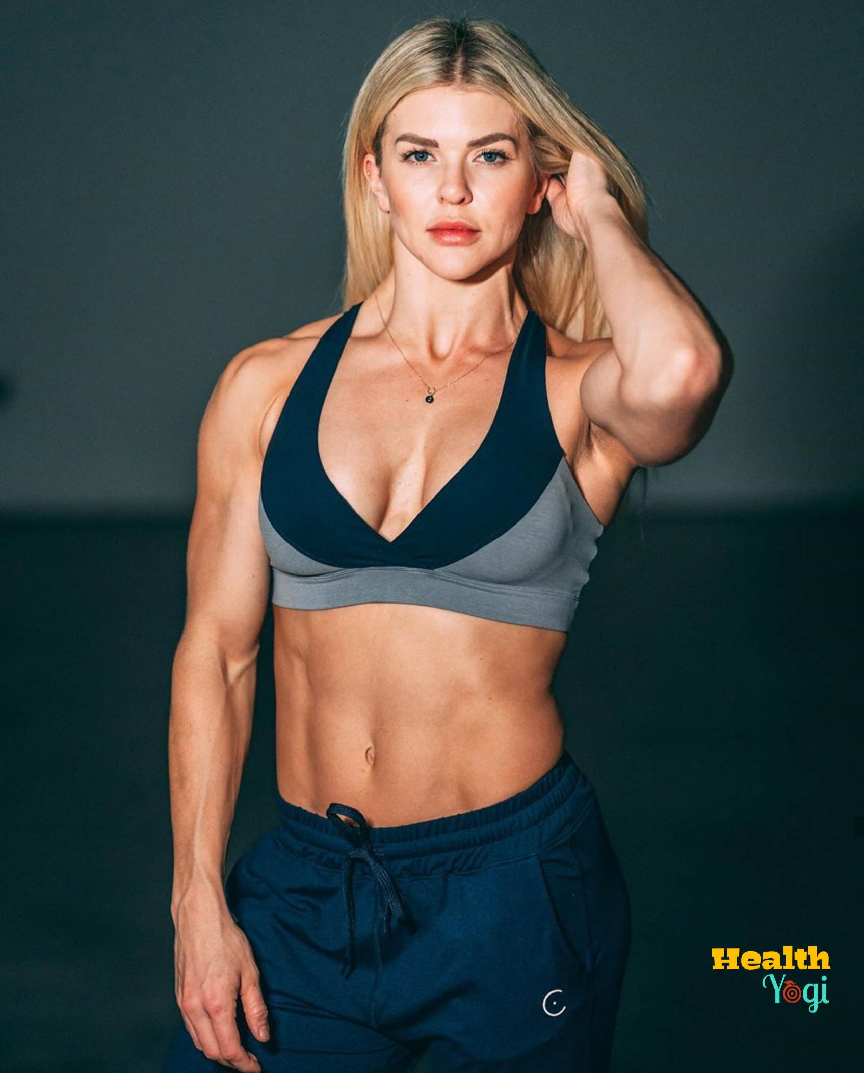 Brooke Ence Workout Routine and Diet Plan