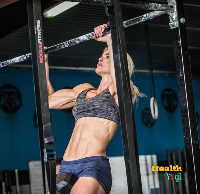 Brooke Ence Exercise Routine