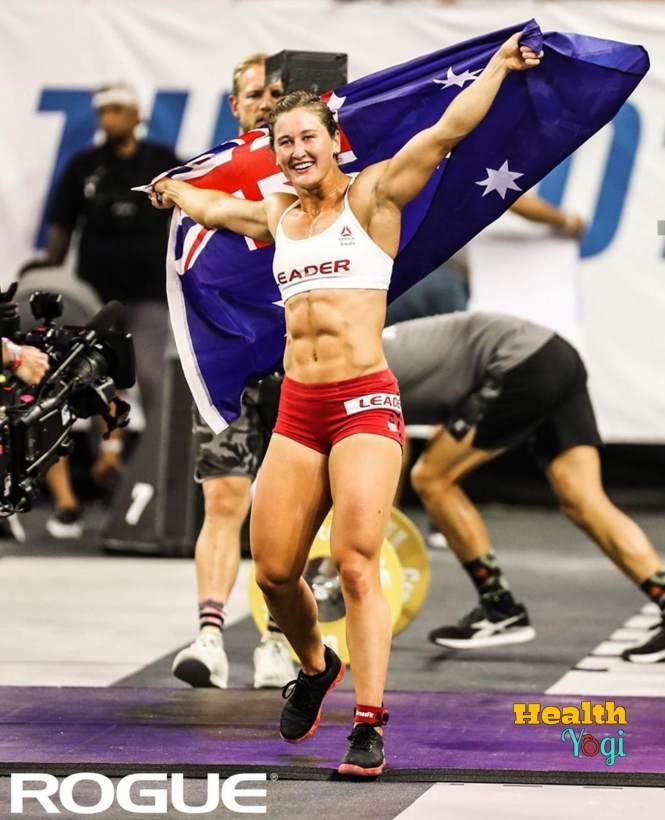 Tia Clair Toomey Abs Workout