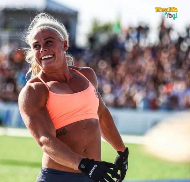 Sara Sigmundsdottir Fitness Regime