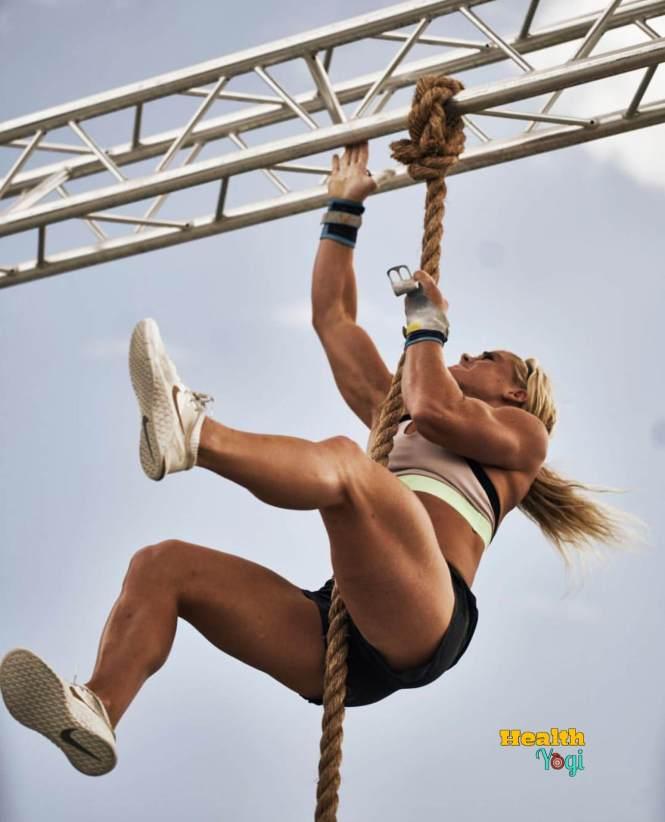 Sara Sigmundsdottir Exercise Routine