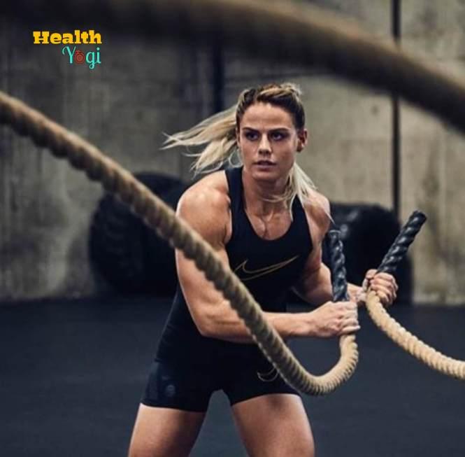 Sara Sigmundsdottir Workout Routine and Diet Plan