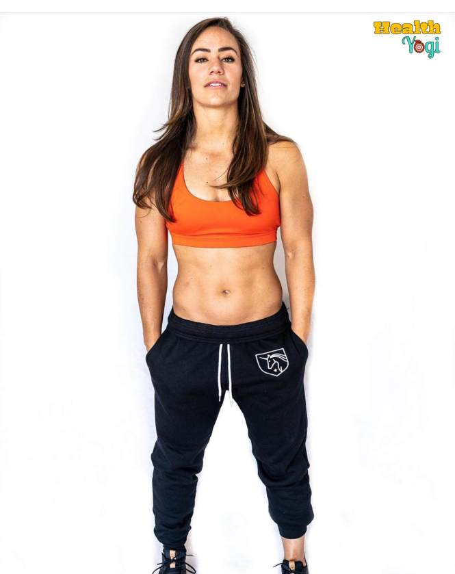 Camille Leblanc-Bazinet fitness regime