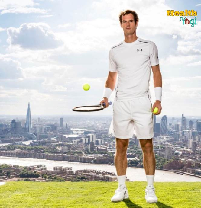 Andy Murray Diet Plan