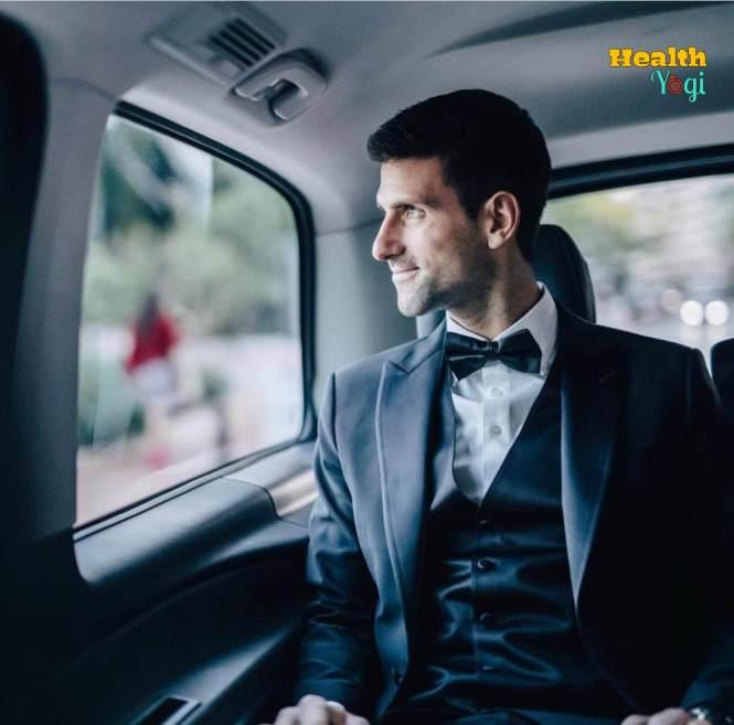 Novak Djokovic HD