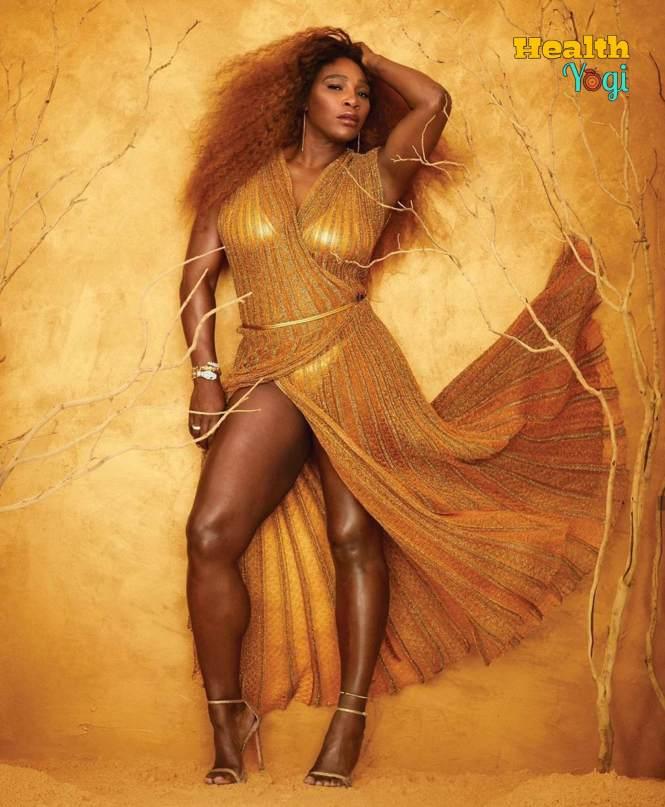 Serena Williams Beauty