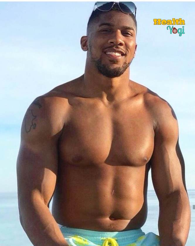 Anthony Joshua Workout Routine and Diet Plan