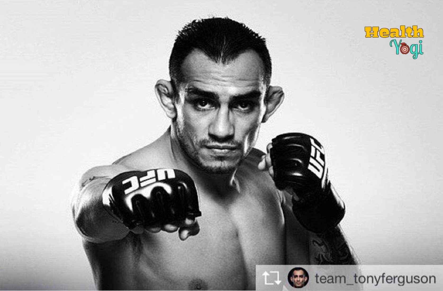 Tony Ferguson Workout Routine and Diet Plan