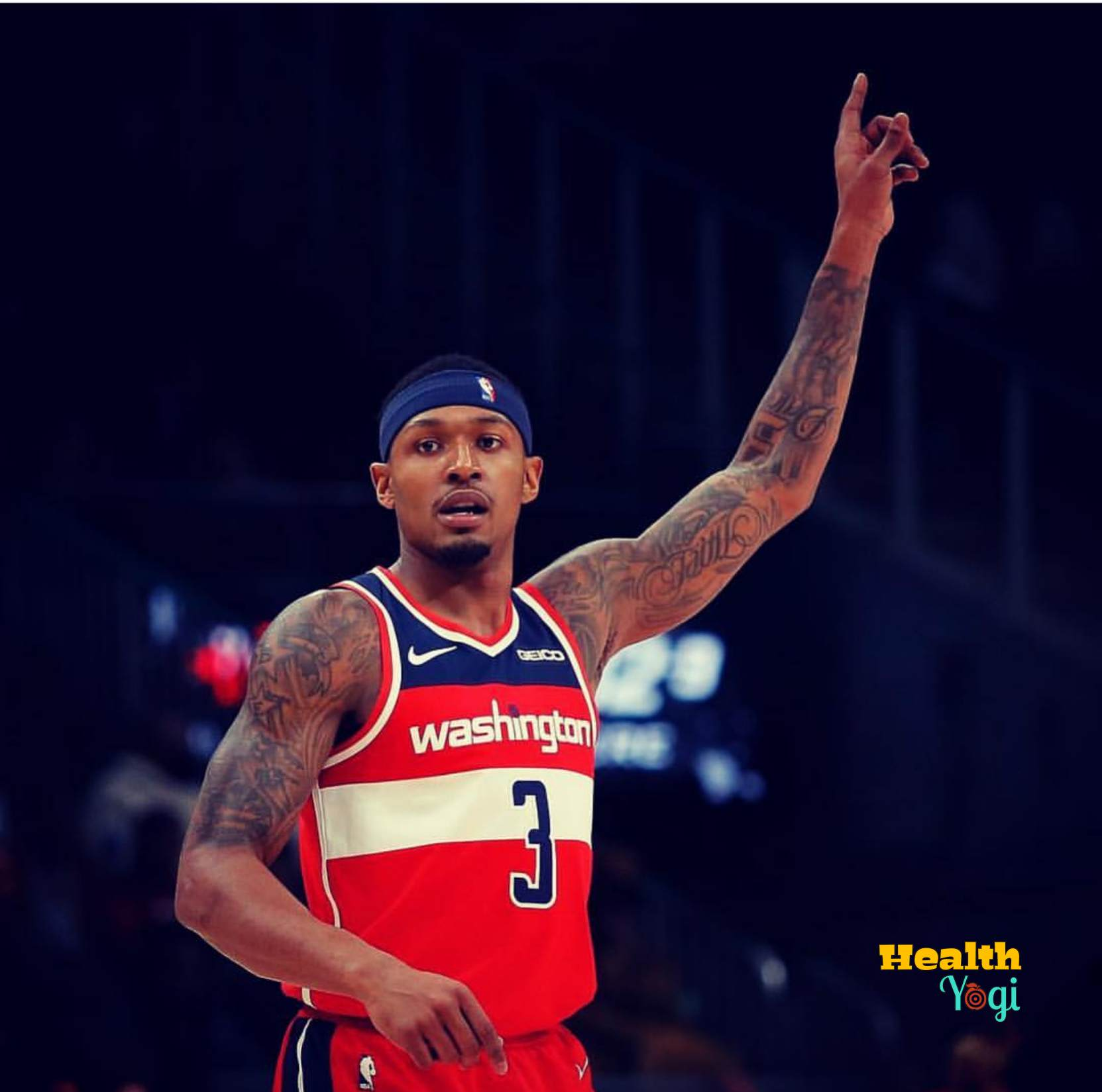 Bradley Beal meal Plan and exercise Routine