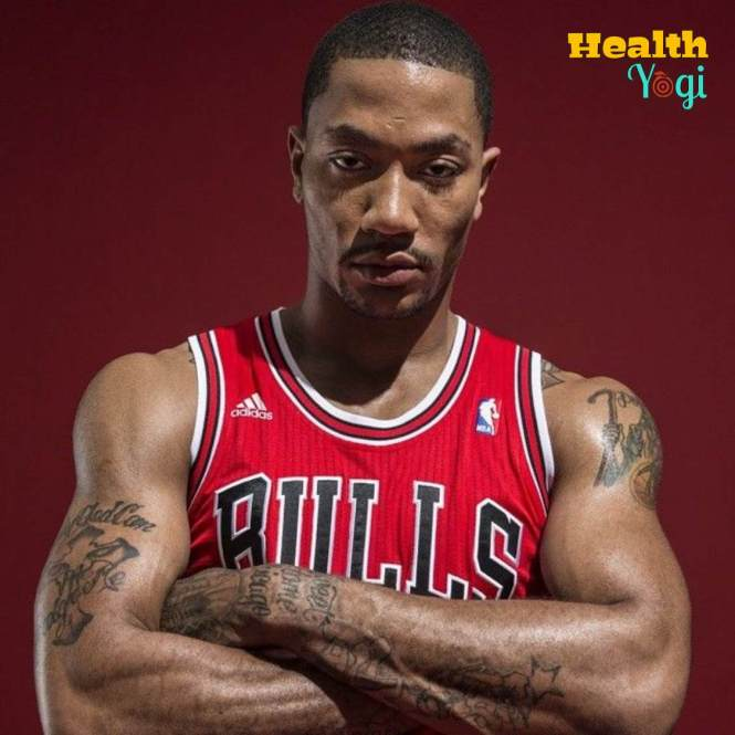 Derrick Rose Workout Routine and Diet Plan