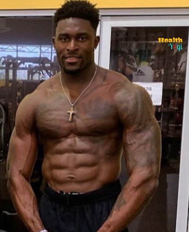 DK Metcalf Body HD Photo