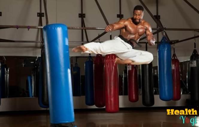 Michael Jai White martial arts Training