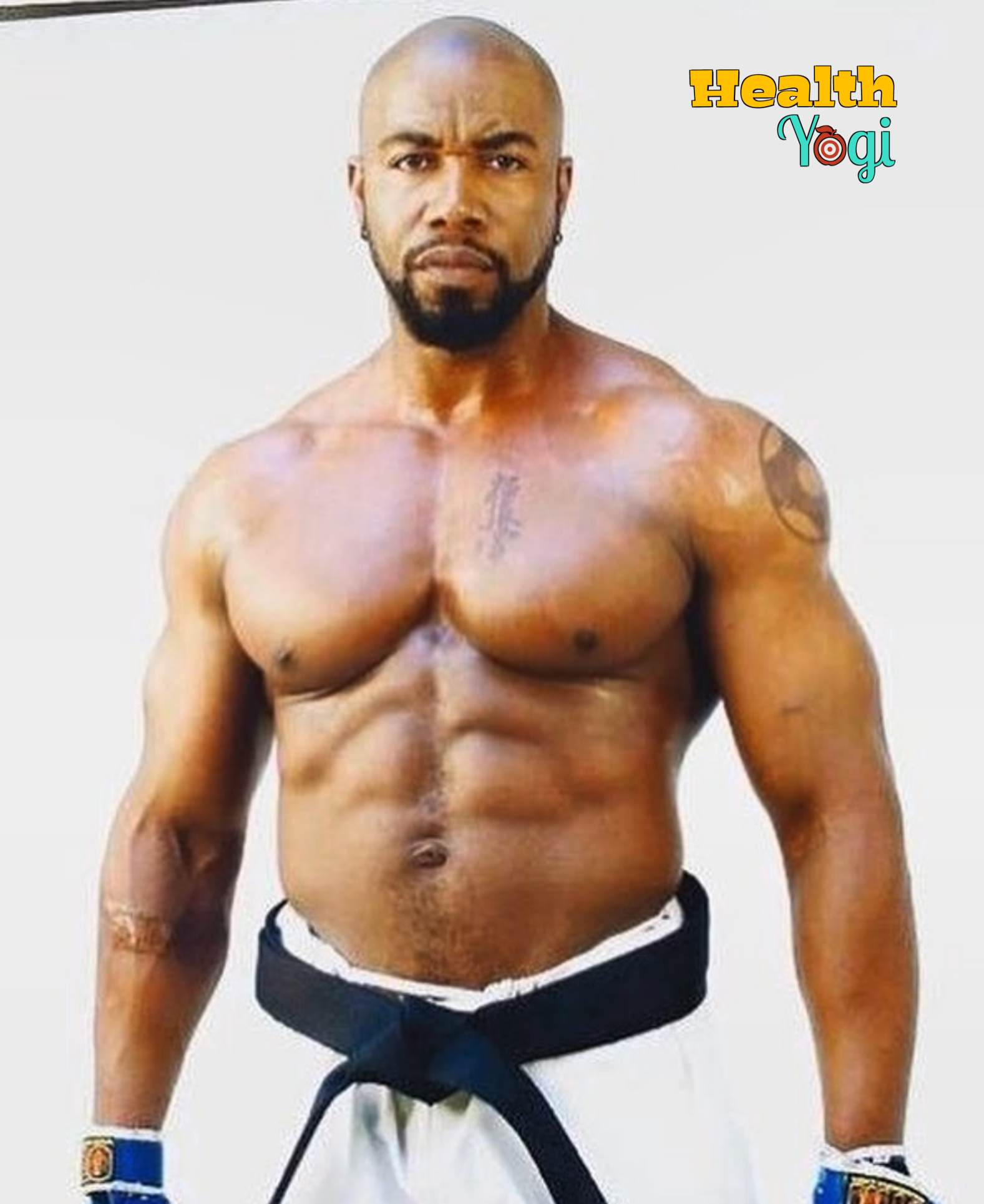 Michael Jai White Workout Routine and Diet Plan.