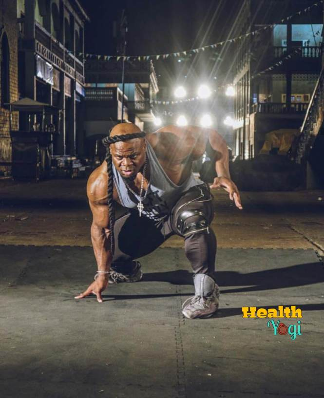 Kai Greene Fitness