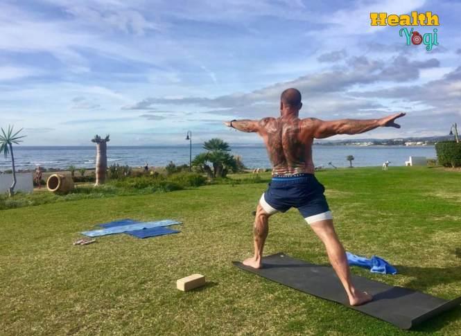 Dorian Yates Yoga