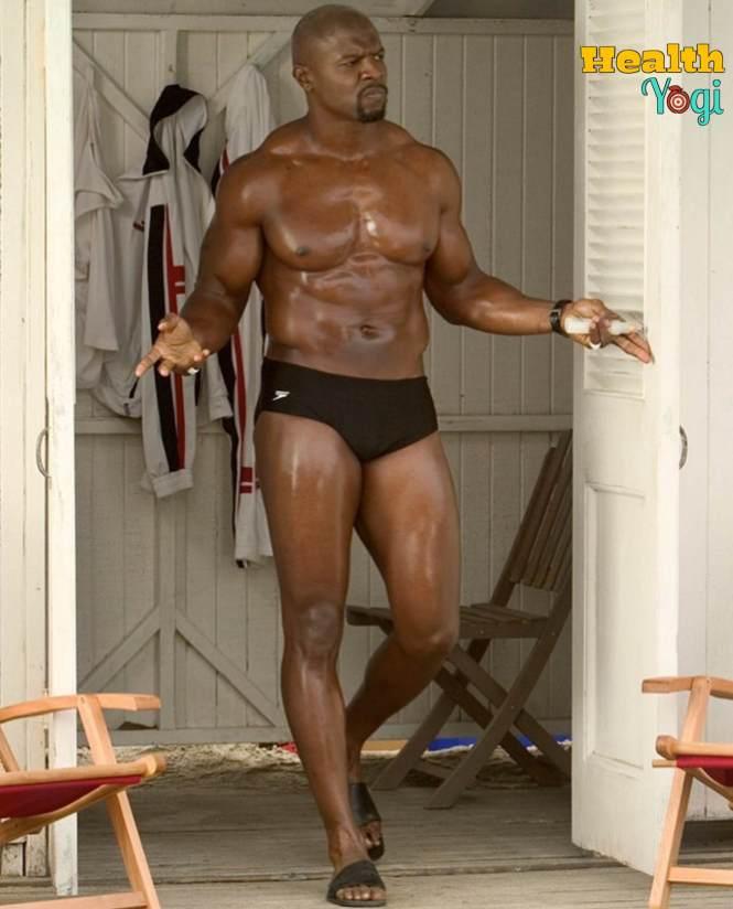 Terry Crews Fitness