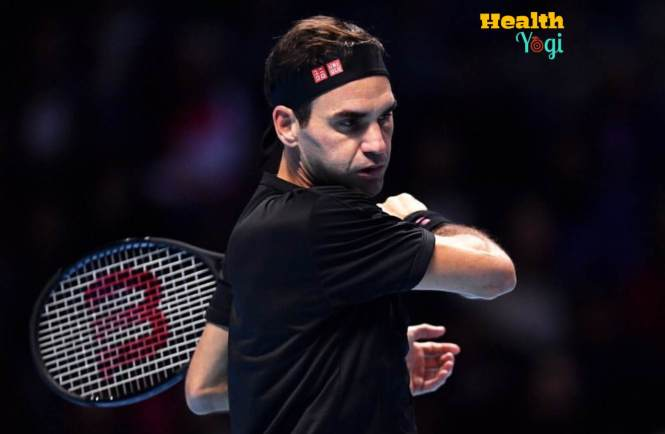 Roger Federer Diet Plan and Workout Routine