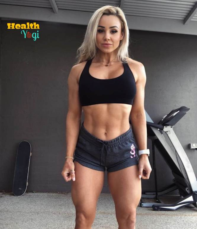 Stephanie Sanzo Workout Routine and Diet Plan