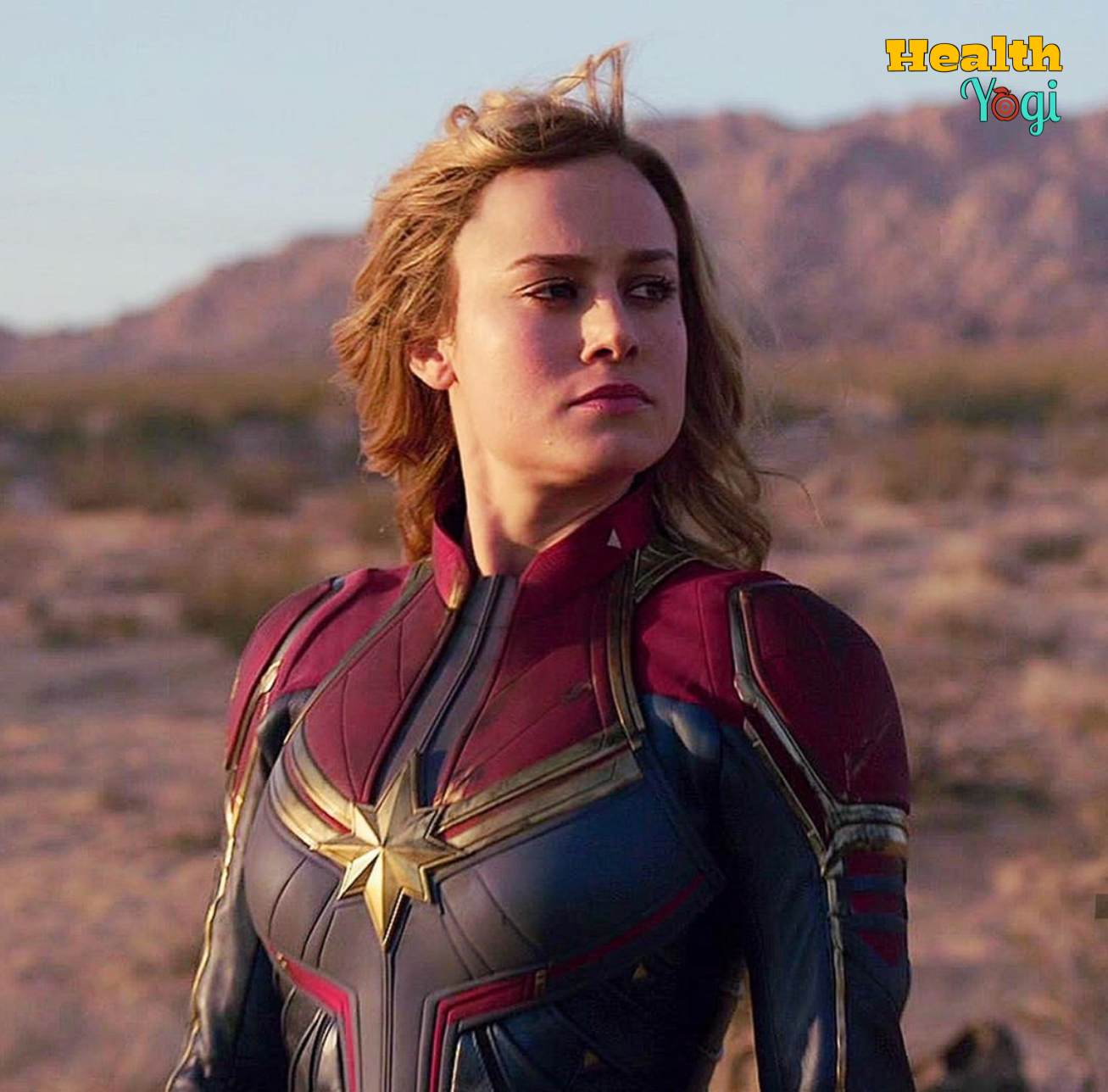 Brie Larson Workout Routine and Diet Plan