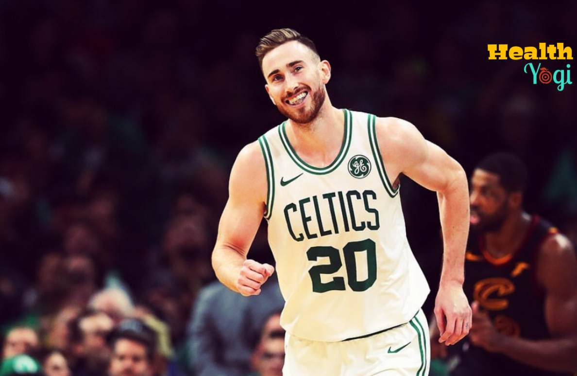 Gordon Hayward Workout Routine and Diet Plan