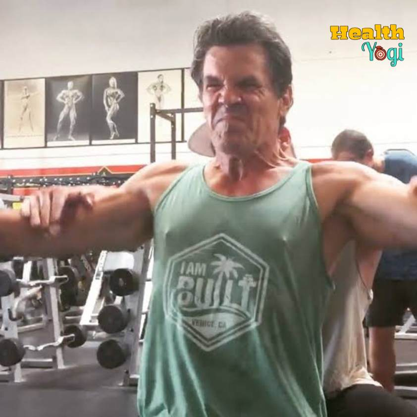 Josh Brolin Workout Routine