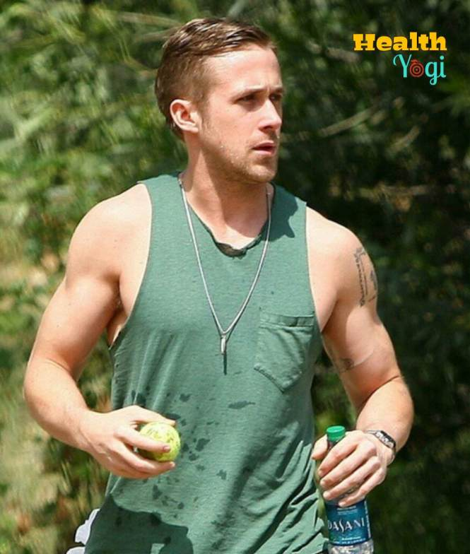 Ryan Gosling Biceps