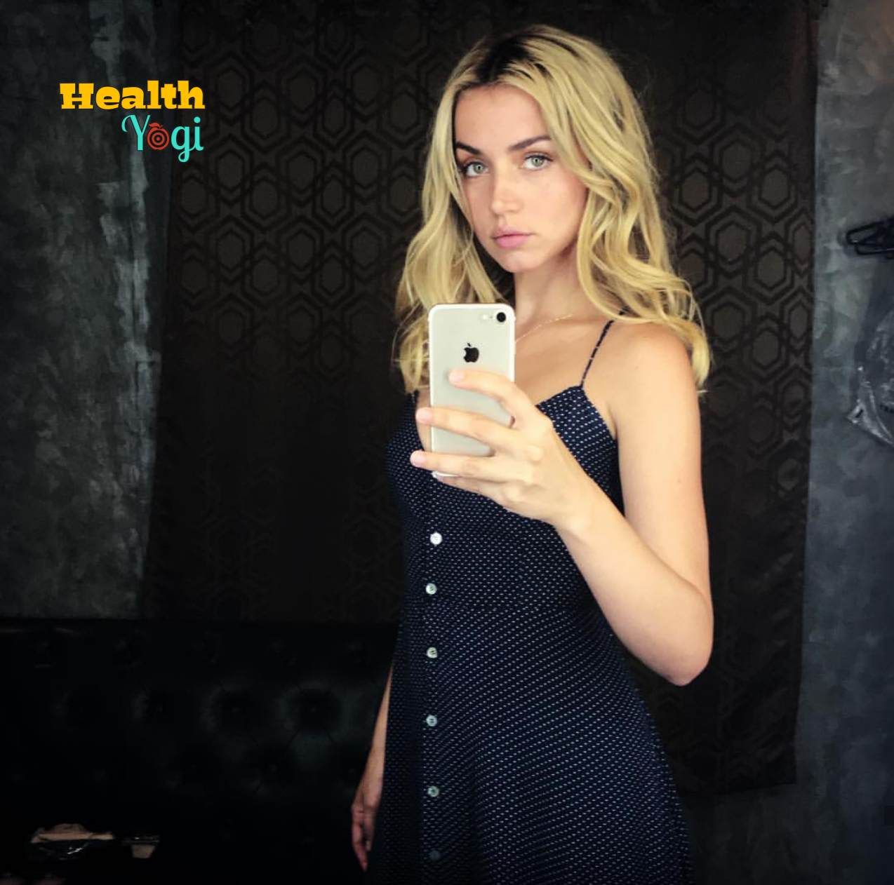 Ana de Armas Workout Routine and Diet Plan