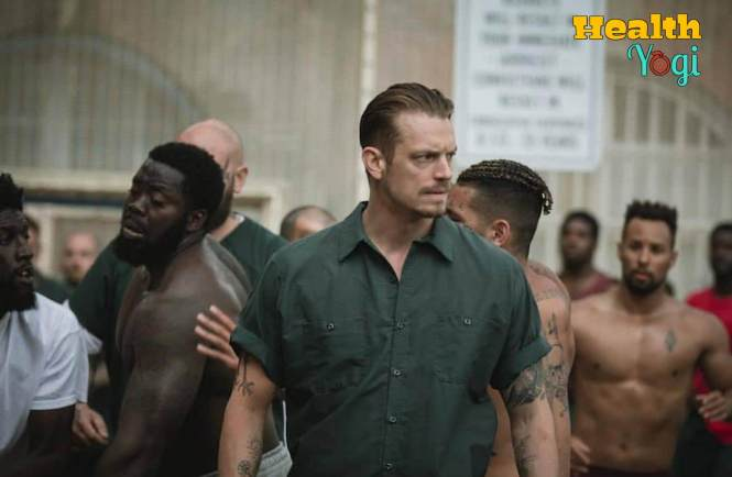 Joel Kinnaman in The Informer Movie