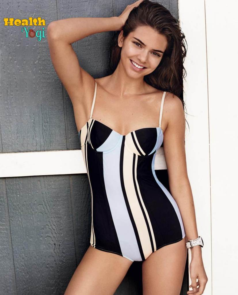 Kendall Jenner Diet Plan and Workout Routine