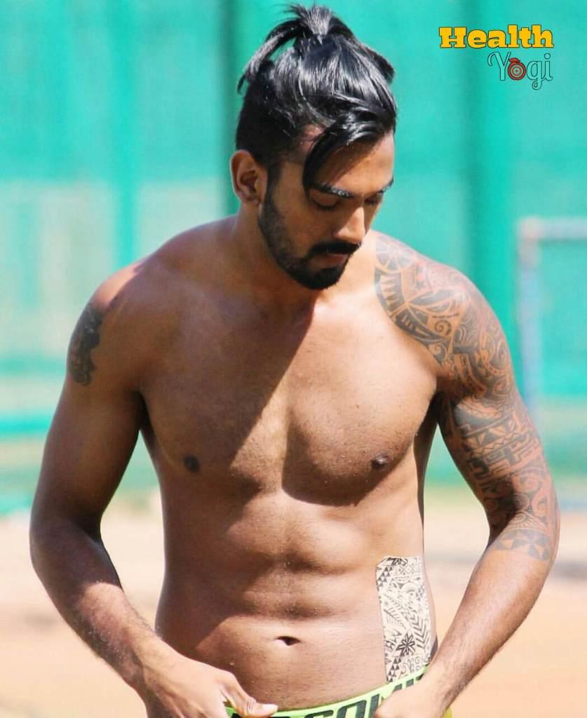 KL Rahul Body HD Photo