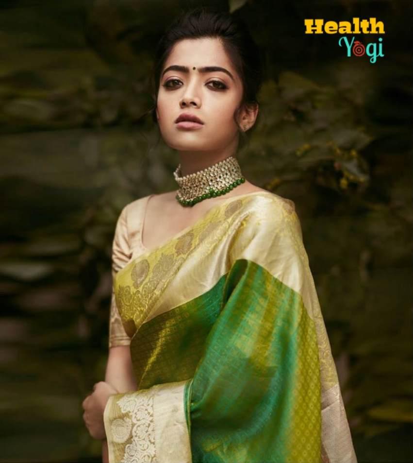 Rashmika Mandanna Beauty Secrets