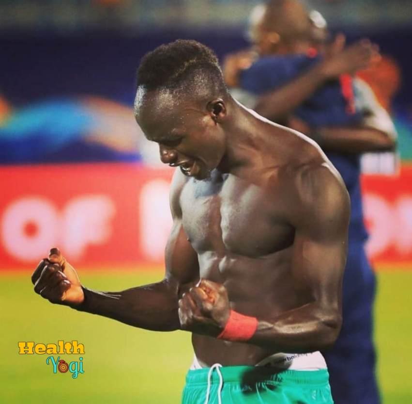 Sadio Mane Workout Routine and Diet Plan