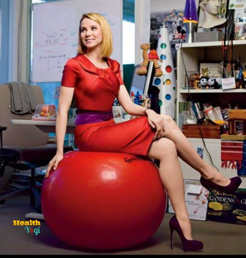 Marissa Mayer Workout
