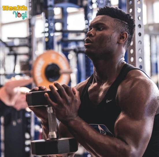 Zion Williamson Workout
