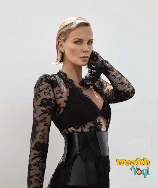 Charlize Theron Workout Routine and Diet Plan