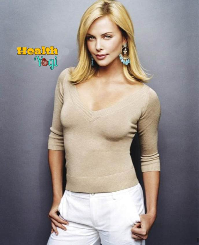 Charlize Theron Diet
