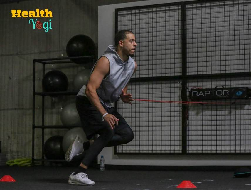 Seth Curry Workout