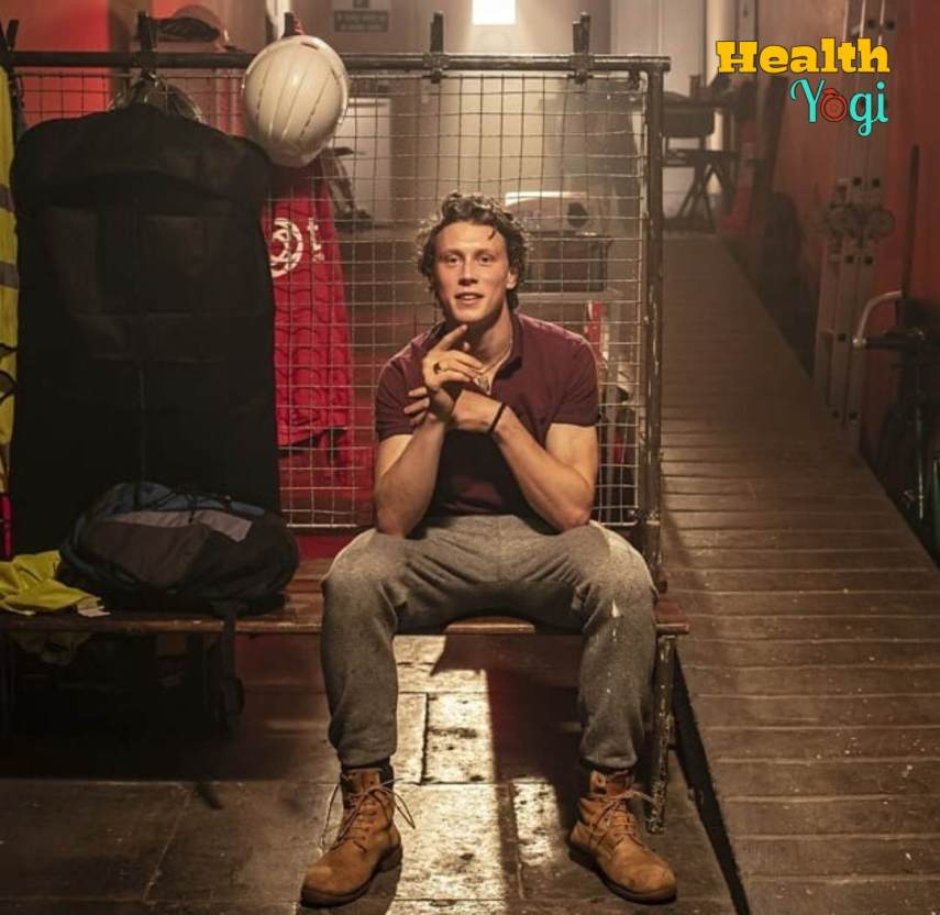 George Mackay Workout