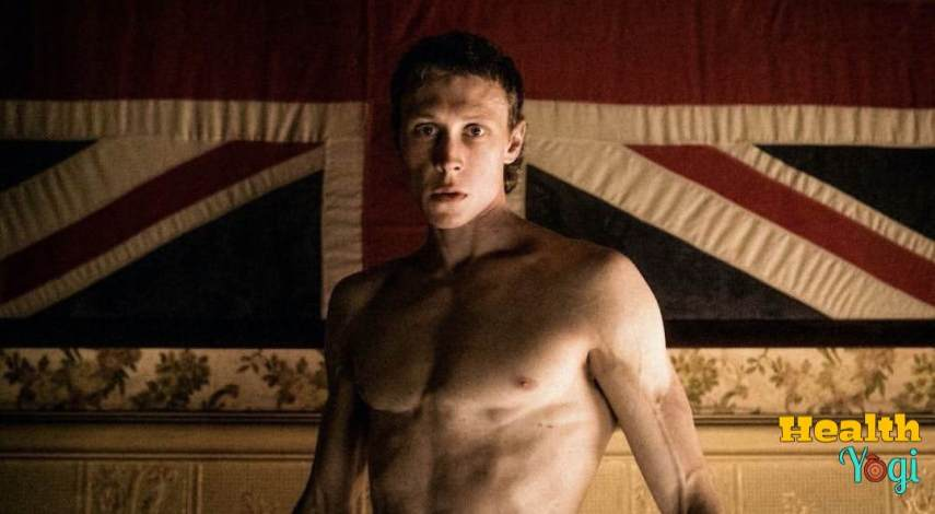 George Mackay Workout Routine and Diet Plan
