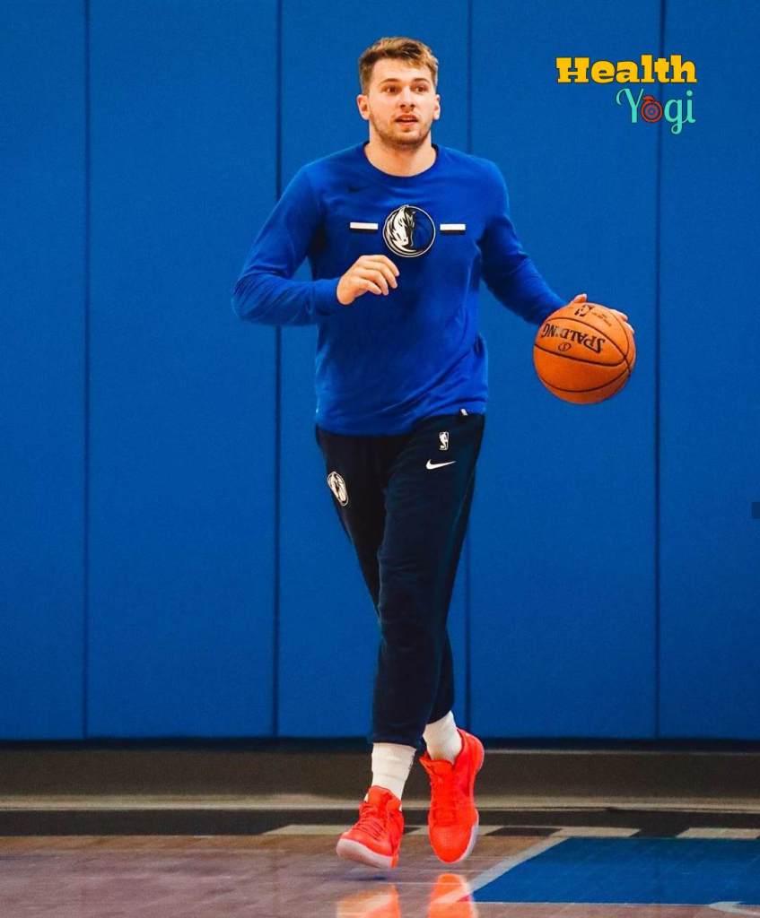 Luka Dončić basketball