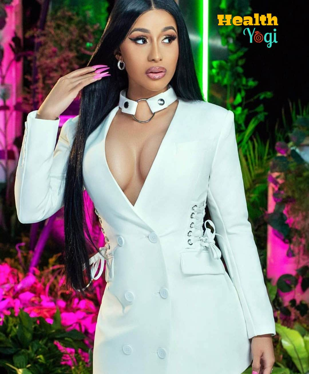 Cardi B Workout Routine and Diet Plan