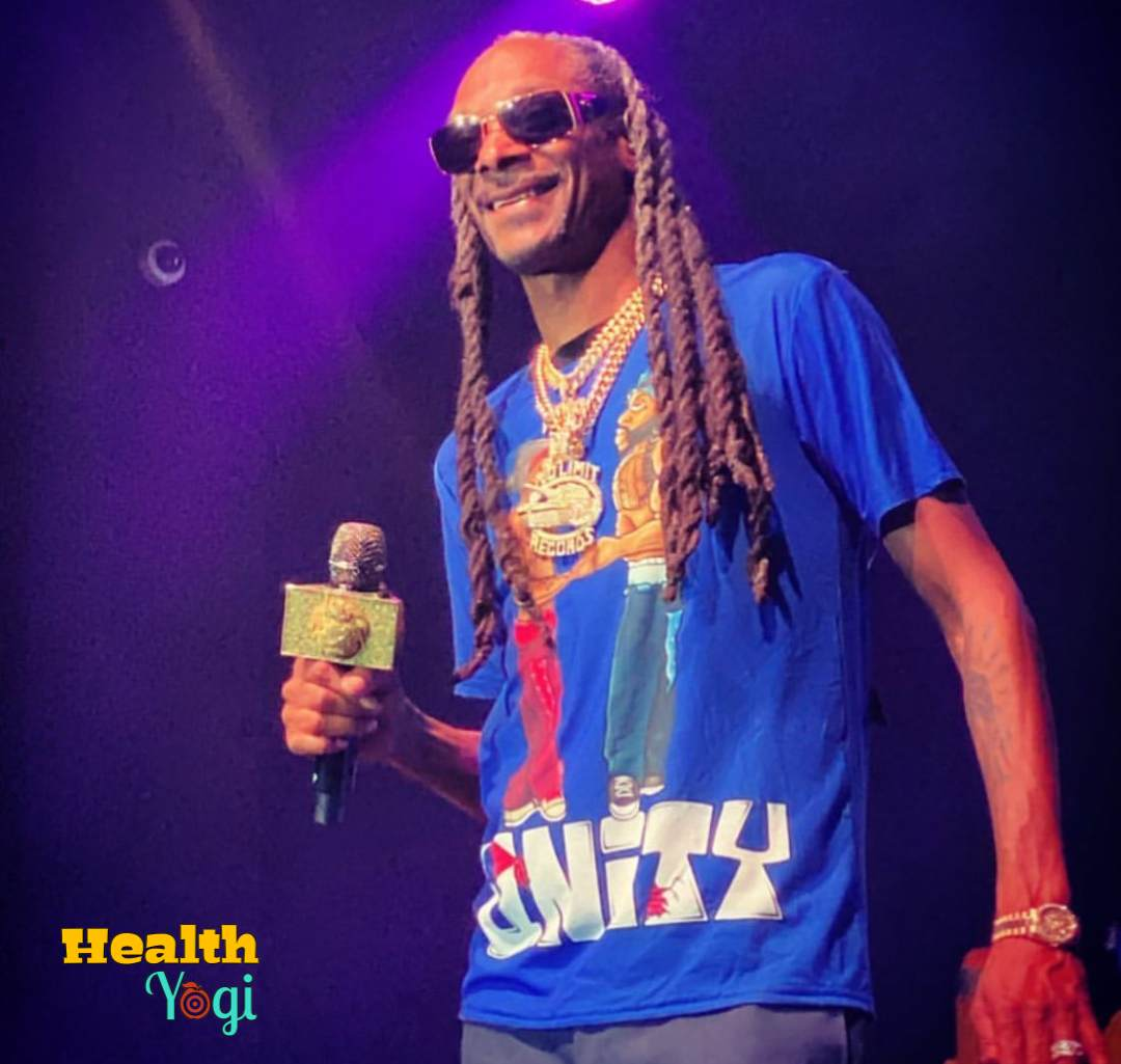 Snoop Dogg Workout Routine and Diet Plan