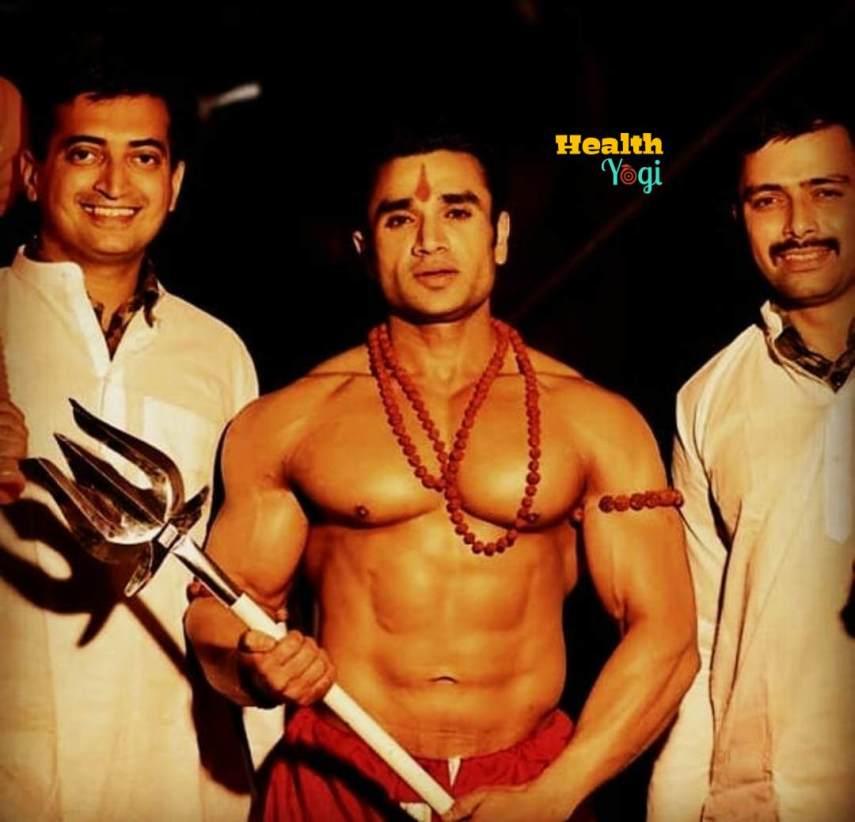 Sachin Atulkar Body