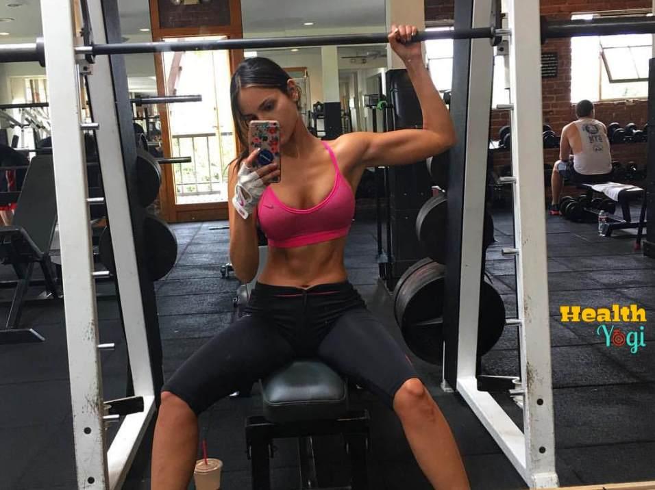 Eiza Gonzalez Exercise